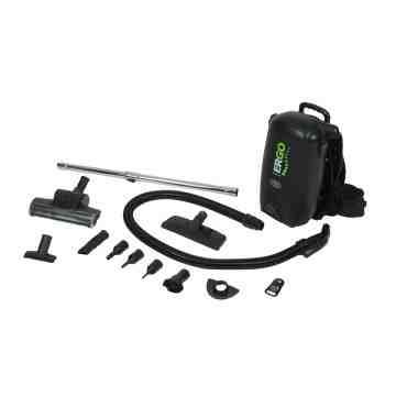 ATRIX Ergo Backpack Vacuum, 2 GAL - 1
