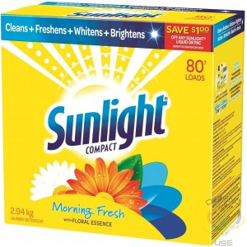 Sunlight Laundry Powder Fresh  40 Ld-4x2.2 - 1