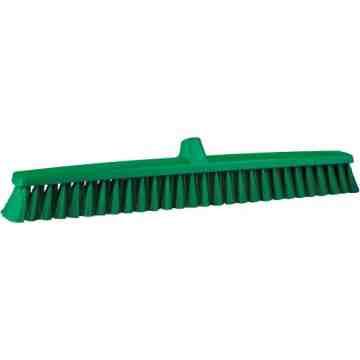 "ColorCore Push Broom Each Polypropylene 24"""