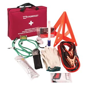 S.O.S. Emergency First Aid Kit