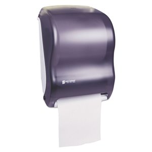 No Touch Roll Towel - Tear-N-Dry - Electronic Touchless - Classic - Black Pearl, 1/EA