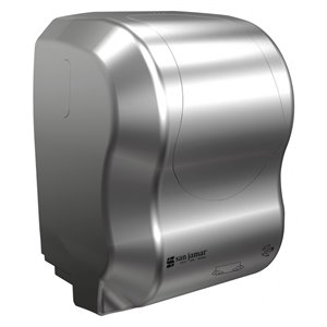 Simplicity Hands-Free Mechanical Roll Towel - SUMMIT - Stainless Look, 1/EA