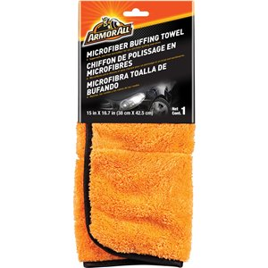ARMOR ALL  Microfibre Buffing Towel