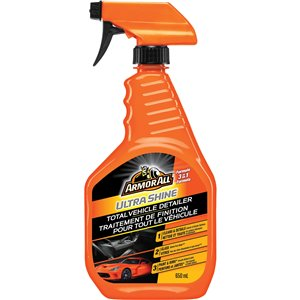 ARMOR ALL  Ultra Shine Total Vehicle Detailer Format: 650 ml Container Type: Trigger Bottle