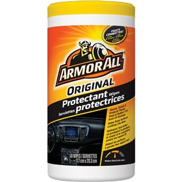 ARMOR ALL  Original Protectant Wipes No. of Wipes: 50