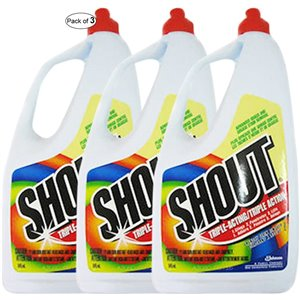 Shout - Triple-Acting Laundry Stain Remover Refill - 12/946ml