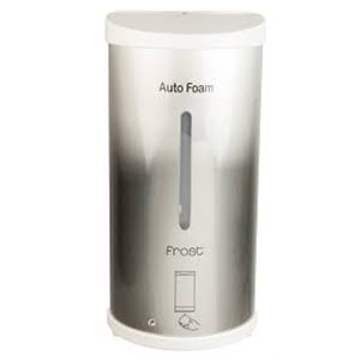 Soap Dispenser  - Wall Mount No Touch Foam 800ml - Stainless Steel