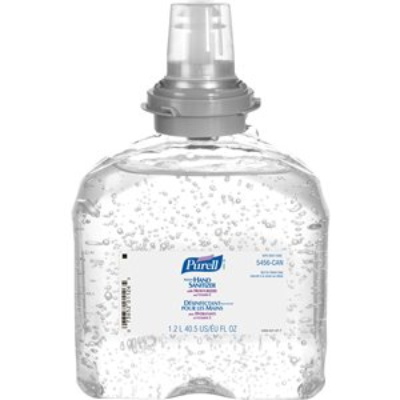 Purell, Hand Sanitizer, 62% Alcohol, 1200mL