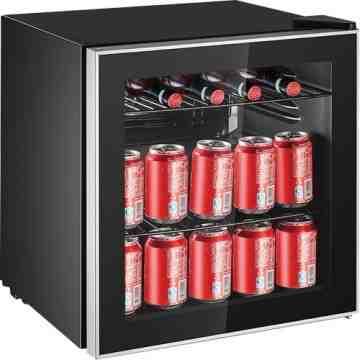 Beverage & Breakfast Bar Cooler - 1