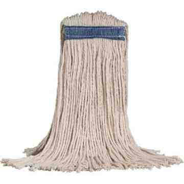 Cotton-Pro™ Wet Mop, Narrow, 16 oz Cotton - 1