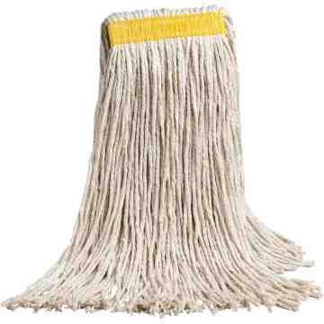 Cotton-Pro™ Wet Mop, Wideband, 16 oz - 1