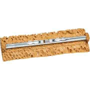 """Roller Sponge Floor Mop Refill 10"""" - 1"""