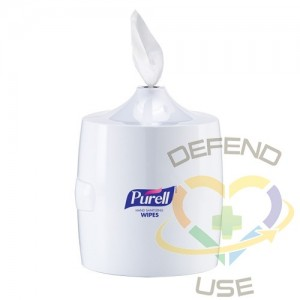 PURELL® Sanitizing Wipes Large Wall Dispenser Each - 1