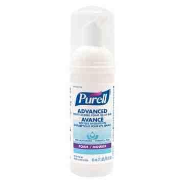 Advanced Moisturizing Foam Hand Rub,45 ml   - 1