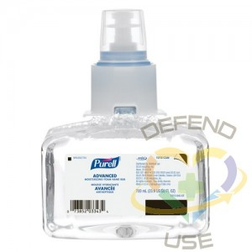 LTX-7™ Advanced Moisturizing Foam Hand Sanitizer - 1
