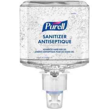 ES4 Advanced Hand Sanitizer Gel 1200 ml - 1