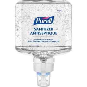 ES8 Advanced Hand Sanitizer Gel - 1