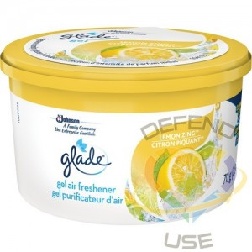 Mini Air Freshener Bottle Lemon Zing™   - 1