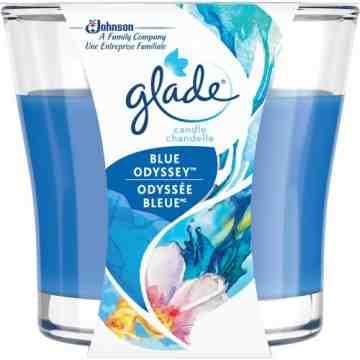 Jar Candle Bottle, Blue Odyssey™   - 1