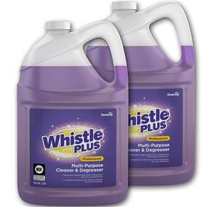 Whistle Plus Pro MP Cleaner/Degreaser - 2x3.78L
