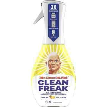 Mr.Clean, Clean Freak Multi-Surface Cleaner, Starter Kit - Lemon 6/473ml