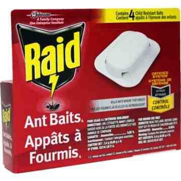 Raid - Ant Baits 4 - 12/4ct