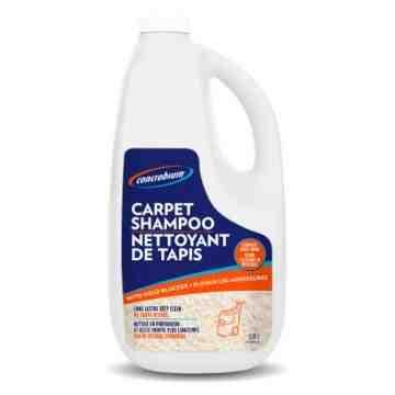 Concrobium Retail Carpet Shampoo - 6/1.8L