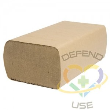 Multi-Fold Towels, 1 Ply, 16/Case