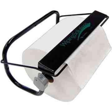 Jumbo Wiper Roll Bracket Dispenser Each