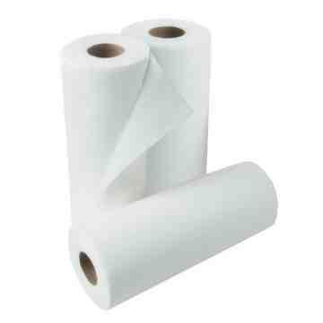 "Cascades K600 PRO Signature™ Kitchen Roll Paper Towels, White, 11""x9.4"", 20 Rolls/Case"