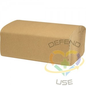 Single-fold Hand Towels, 1 Ply, 4000/Case
