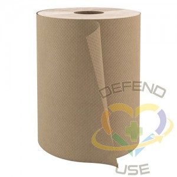 Hardwound Hand Towels, 1 Ply, Standard, 600' L