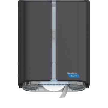 Jumbo Toilet Paper Dispenser Dark Grey
