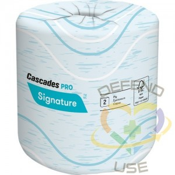 Pro Signature™ Toilet Paper, 2 Ply, Cs/48