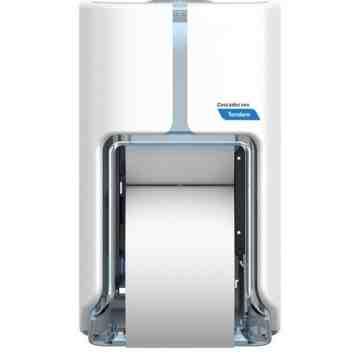Top-Bottom High Capacity Toilet Paper Dispenser