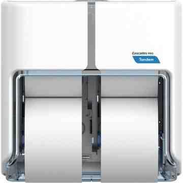 Four Roll High Capacity Toilet Paper Dispenser Each