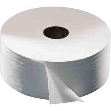 Advanced Toilet Paper, Jumbo Roll, 2 Ply, 1600' Length, White, Case of 6