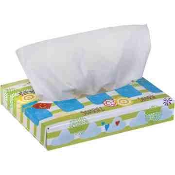 Kleenex® Junior Facial Tissues Case of 80