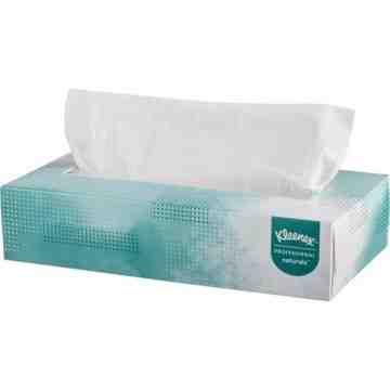 Kleenex® Naturals Facial Tissues Case of 48