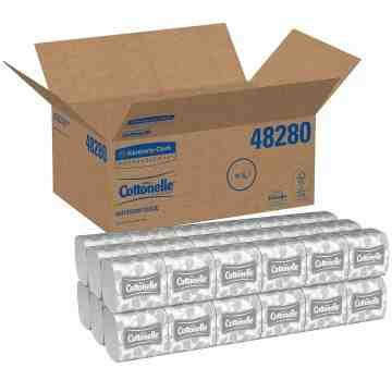 Kleenex® Bathroom Tissue, 36/Case