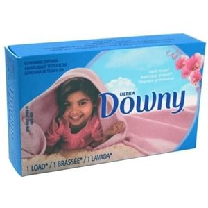 Downy - Ultra Fabric Softener April Fresh Coin Vend 1 Use, Case of 156/24ml