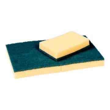 "Scotch-Brite Cellulose Sponges - 6.25""x3.5"" 40/cs,H-7400-6-1/4X3-1/2"