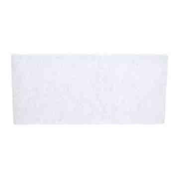 "Doodlebug White Cleaning Pad  4.6""x10"" 5/bx/4bx/cs,F-8440-4-5/8X10"