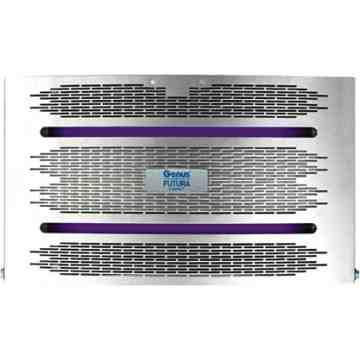 Insect Light Trap Catcher - Futura Compact Aluminium Standard Black Light 2x15w-1/cs