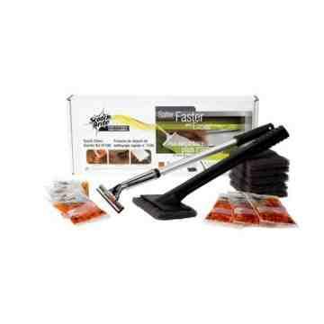 Scotch-Brite Quick Clean Starter Kit 1/cs,H-710-KIT