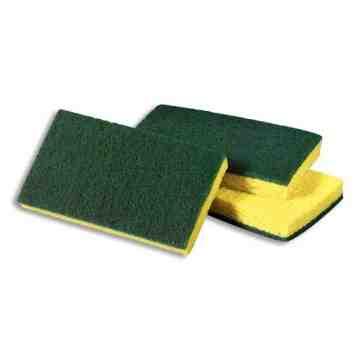 Scotch-Brite Medium Duty Scrub Sponge 20/cs,H-74-6.25X3.5
