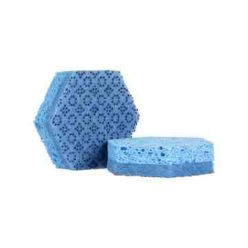 Scotch-Brite Low Scratch Scouring Sponge 4/pk/4pks/cs,H-3000HEX