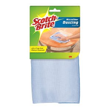 Scotch-Brite High Performance Cleaning Cloth, HPC-2011-BLU, Blue, 32 cm x 36 cm, 50 Packs/Case