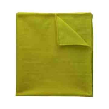 Microfibre Cloth Yellow 250/cs,SB-2010BY