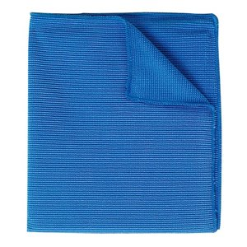 Microfibre Cloth Blue 50/cs,SB-2010B